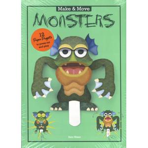 Make and Move: Monsters - Hisao, Sato