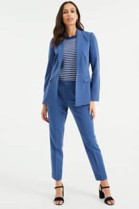 WE Fashion blazer blauw, Blauw