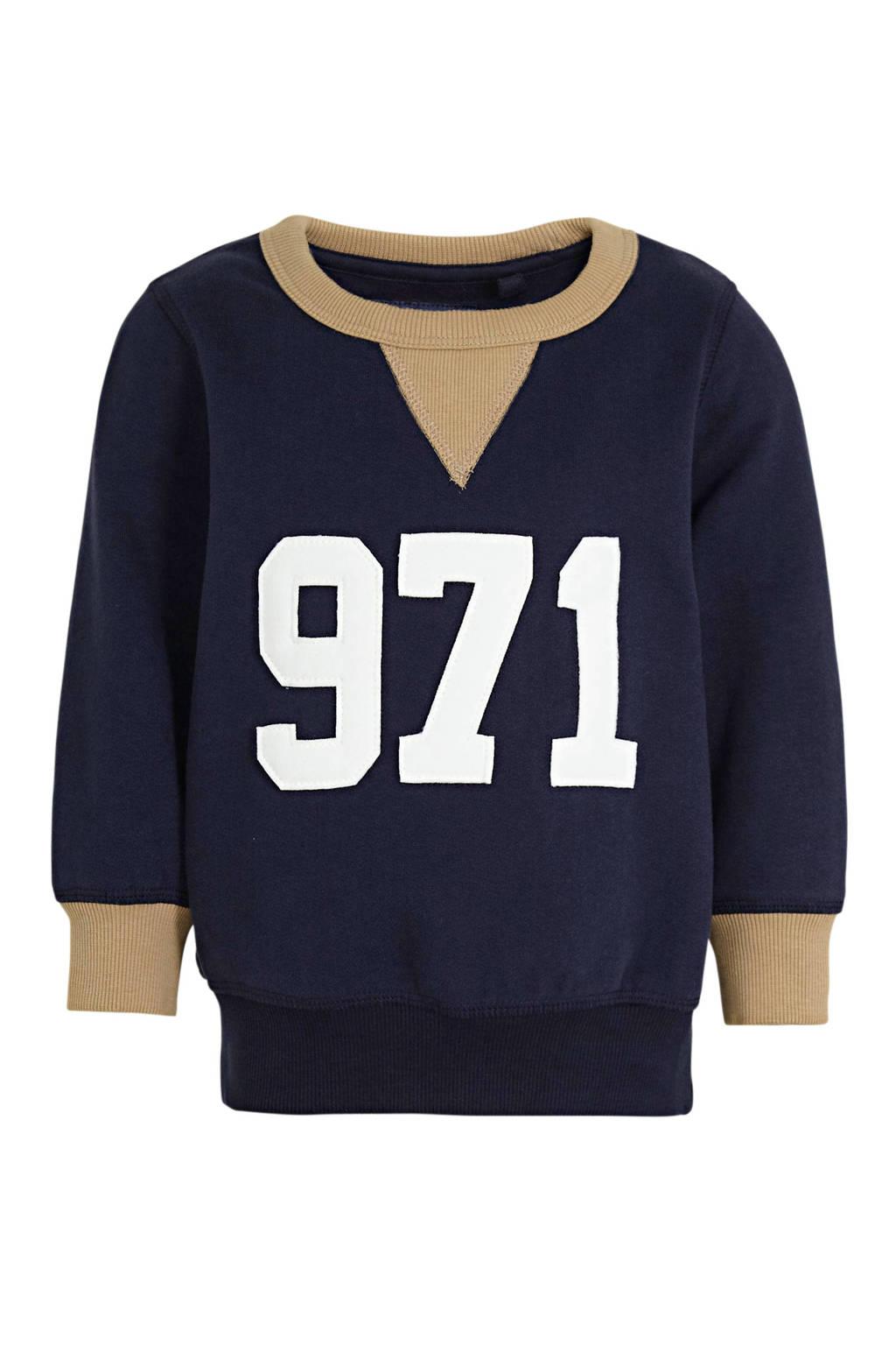 C&A Palomino sweater donkerblauw, Donkerblauw