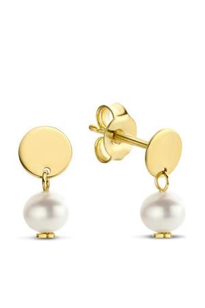 14 karaat gouden oorbellen - IB360037