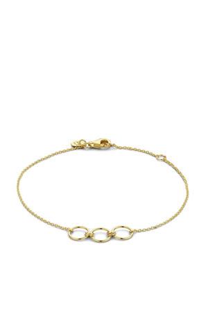 14 karaat gouden armband IB320025