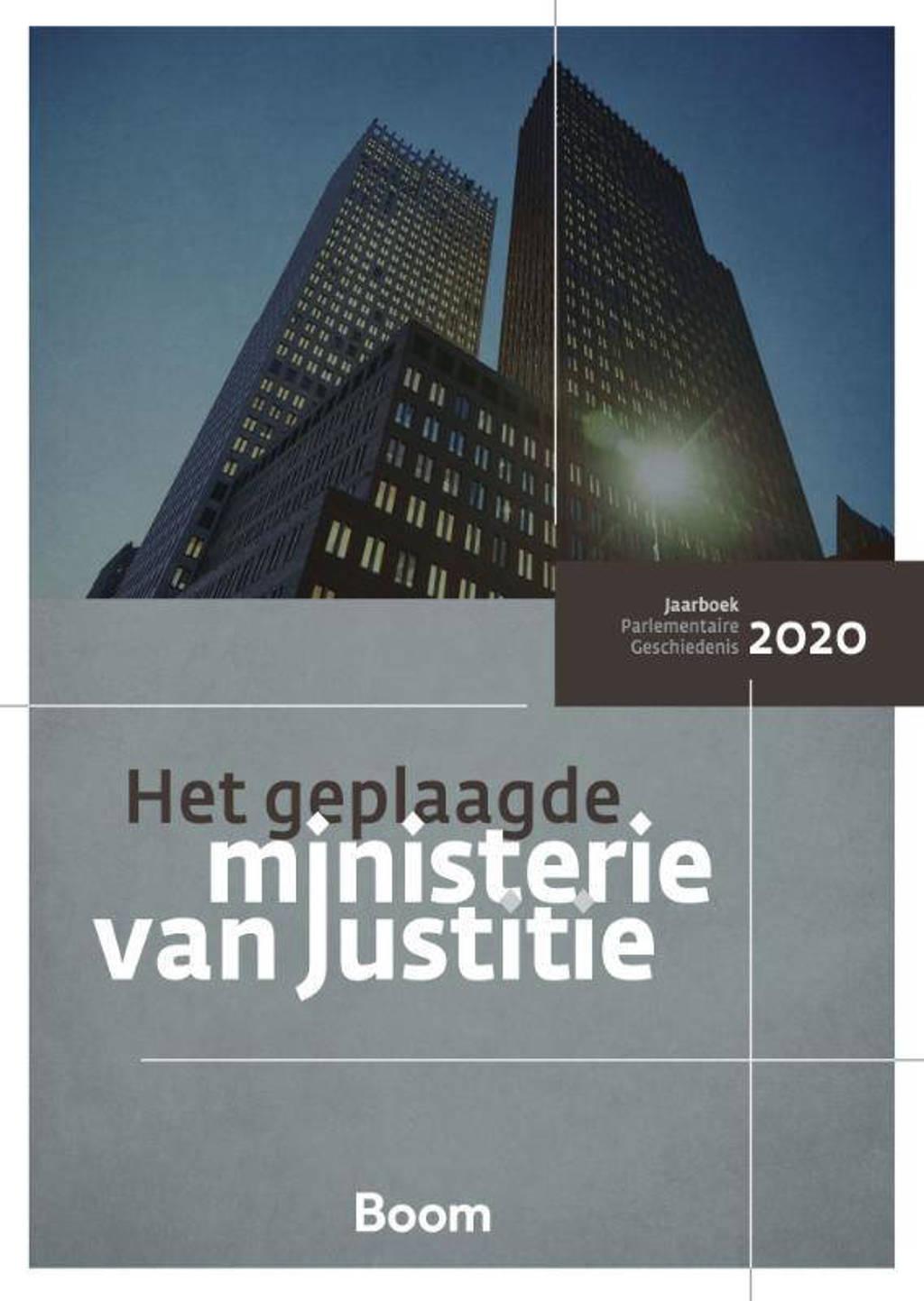 Het geplaagde ministerie van Justitie 2020 - Centrum voor Parlementaire Geschiedenis