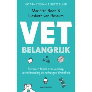 Vet belangrijk - Mariëtte Boon en Liesbeth van Rossum