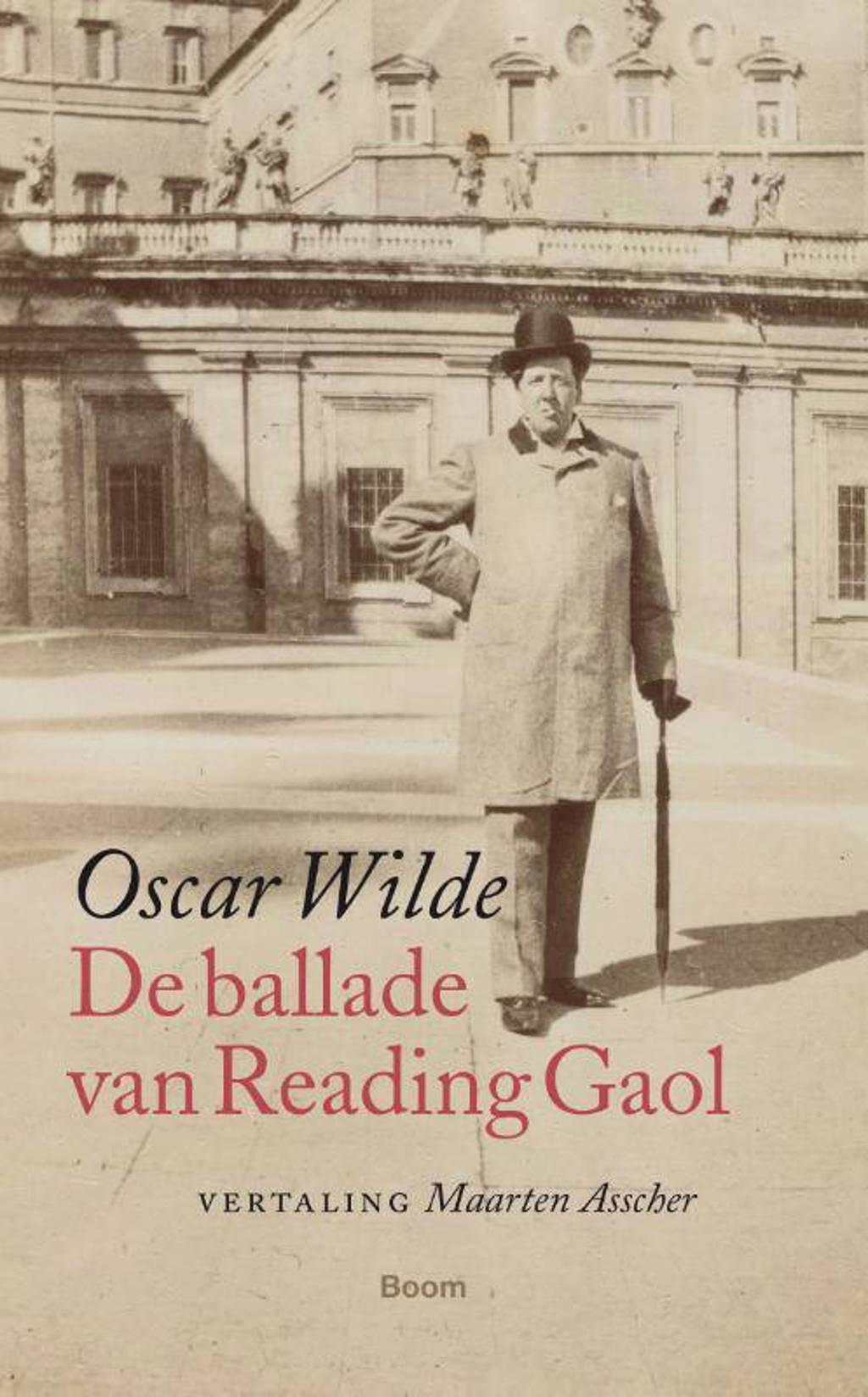 De ballade van Reading Gaol - Oscar Wilde