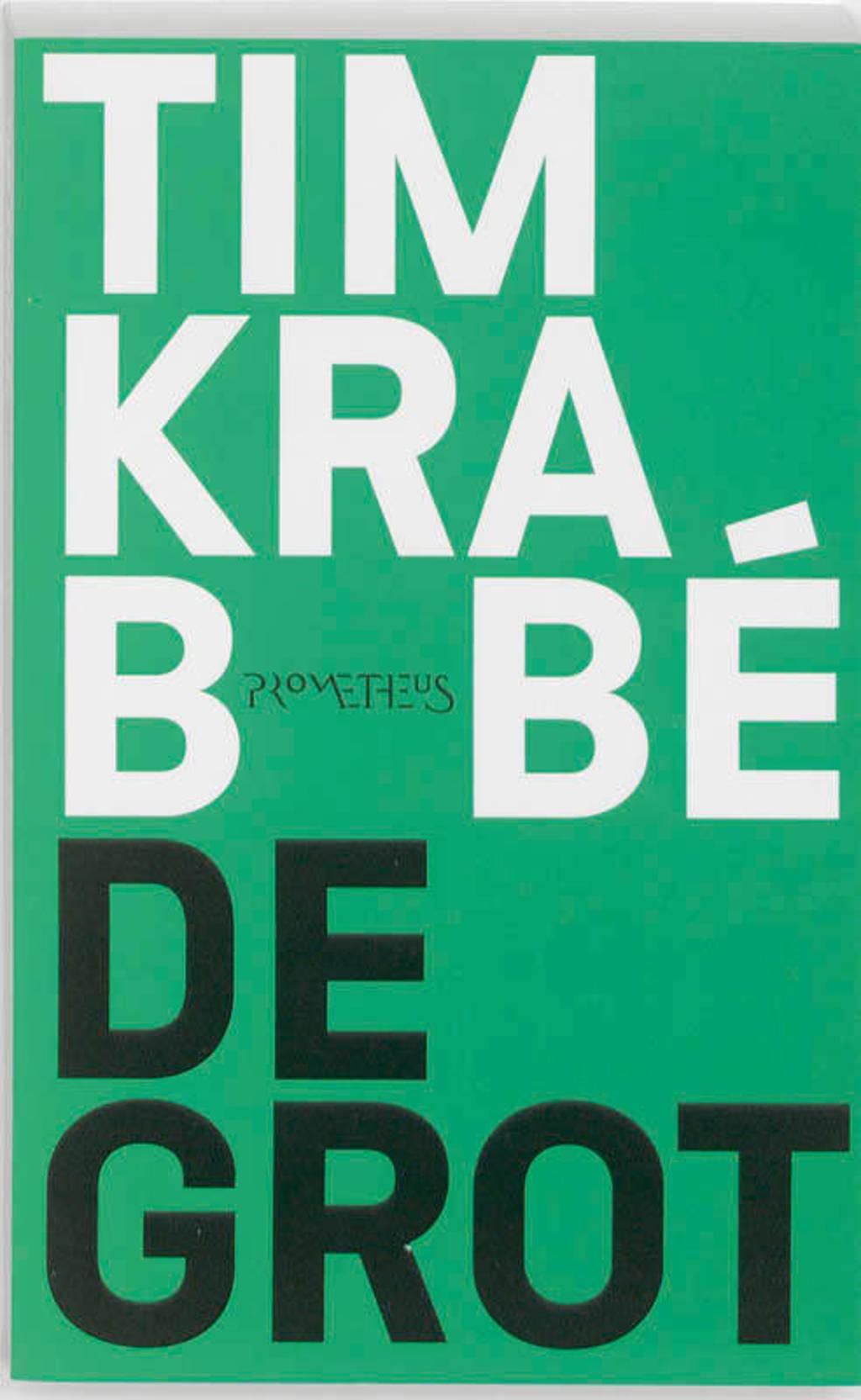 De grot - Tim Krabbe