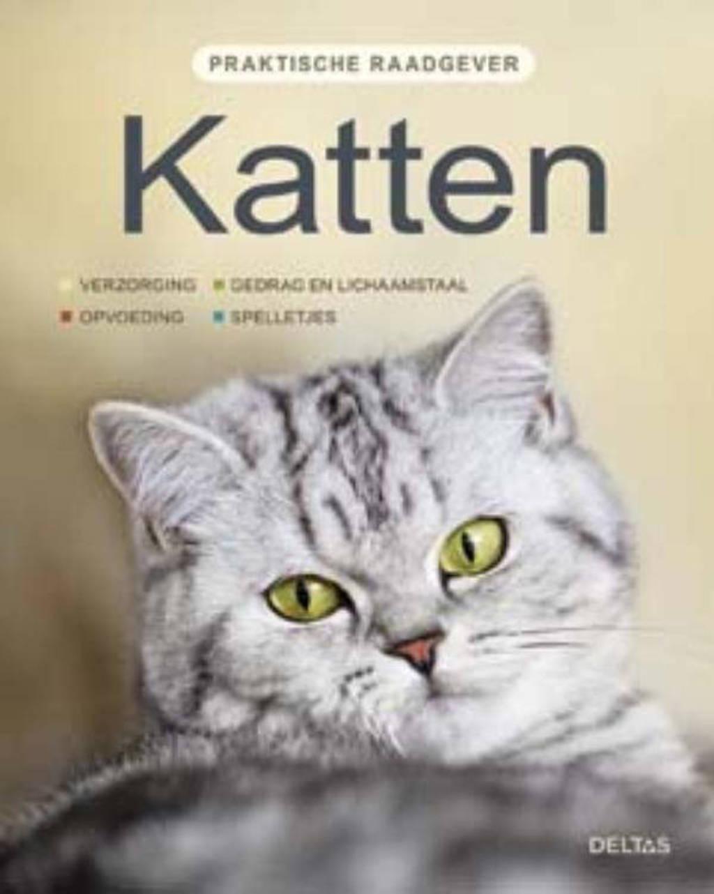 Praktische raadgever: Katten - Hannelore Grimm