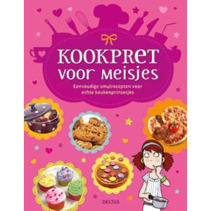 Kookpret voor meisjes - Christelle Chatel