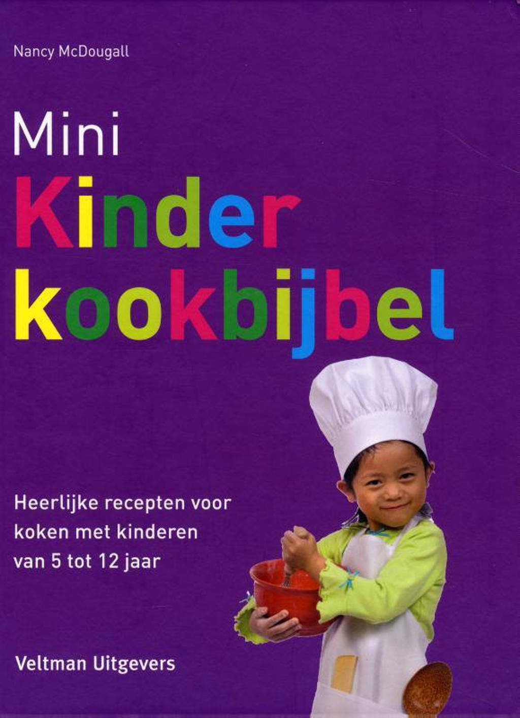 Mini Kinderkookbijbel - Nancy McDougall