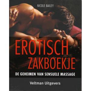 Erotisch zakboekje - Nicole Bailey en