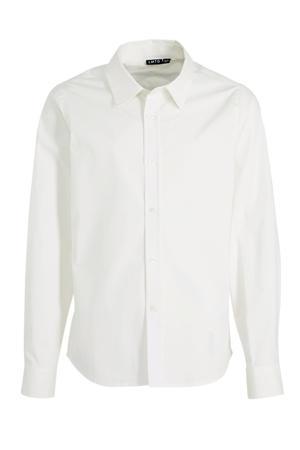 overhemd Halvin wit