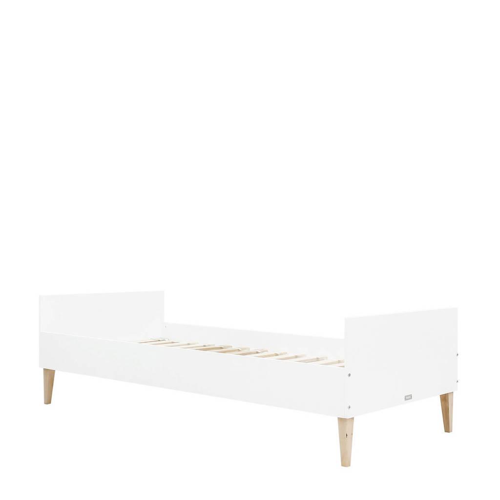 Bopita bed (excl. lattenbodem) Indy (90x200 cm), Wit/naturel