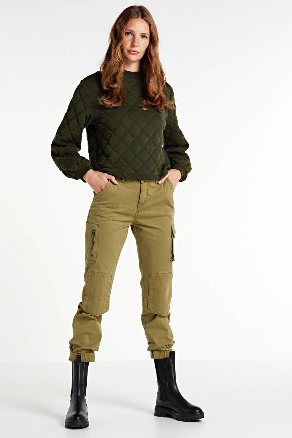 OBJECT sweater Moni groen, Groen
