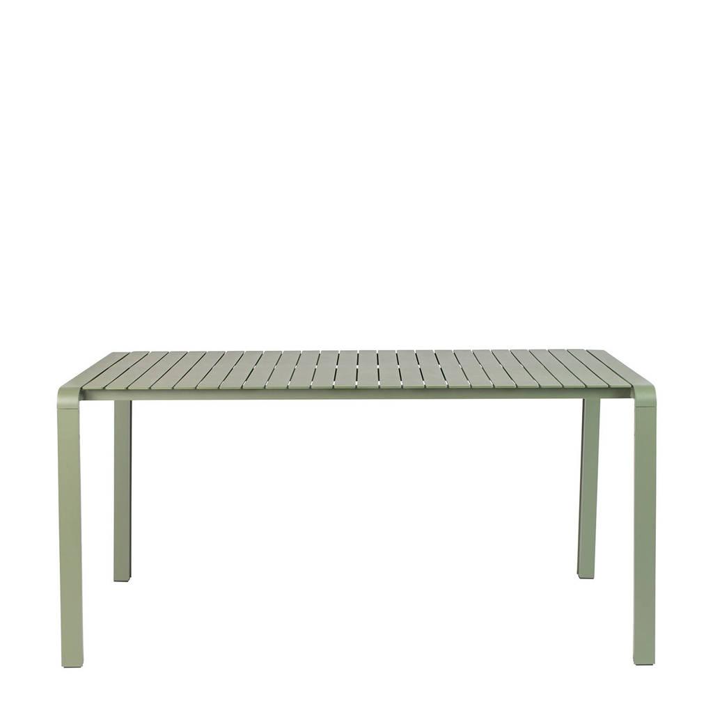 Zuiver tuintafel Vondel (87,2x168,5 cm), Groen