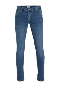 ONLY & SONS slim fit jeans Loom donkerblauw, Blue denim
