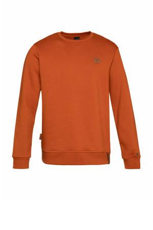 sweater roodbruin