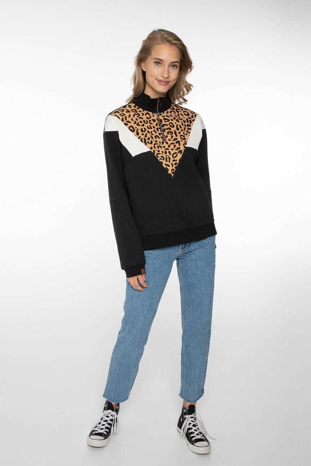 NXG by Protest sweater true black, True black