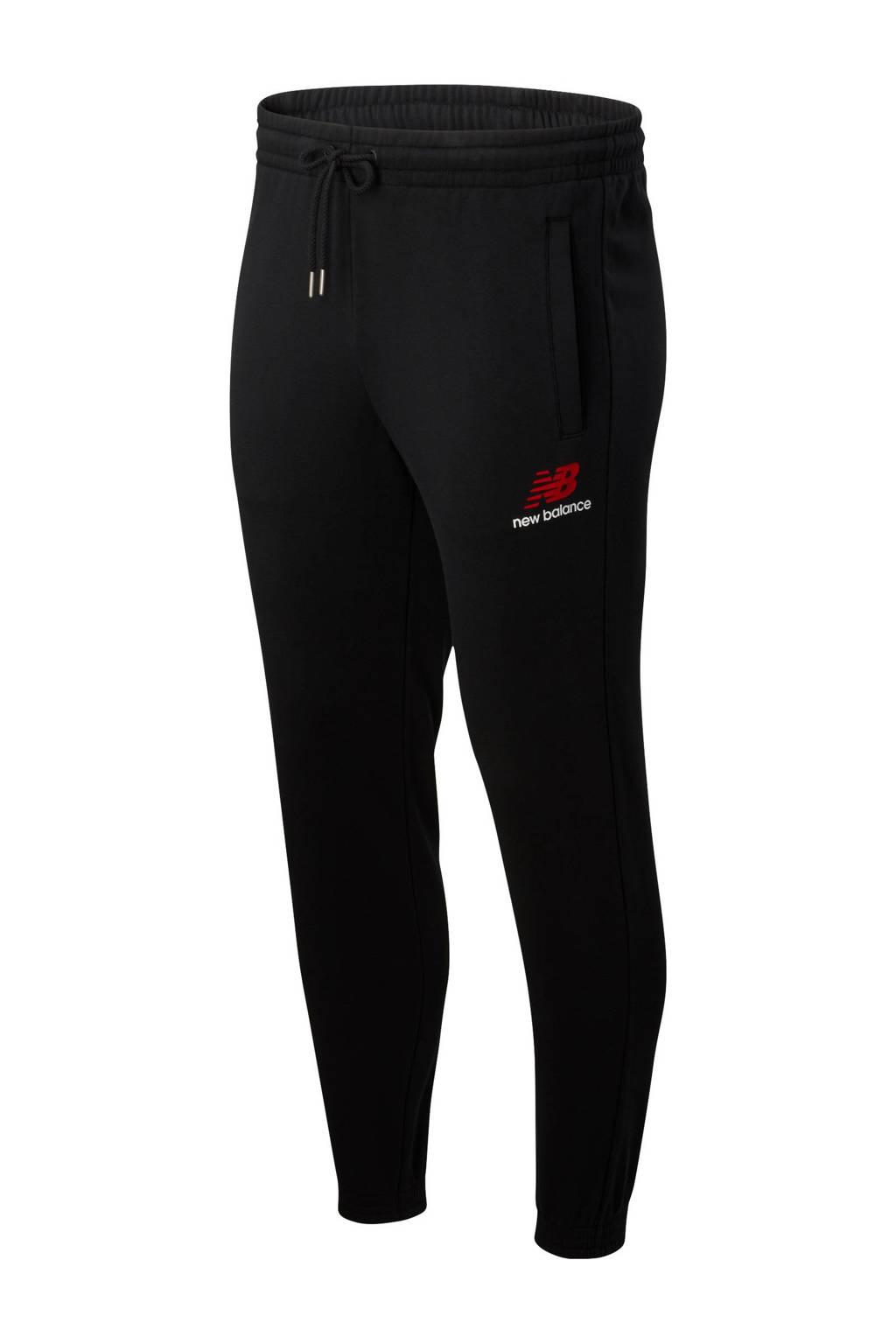 New Balance joggingbroek zwart, Zwart
