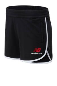 New Balance sweatshort zwart, Zwart