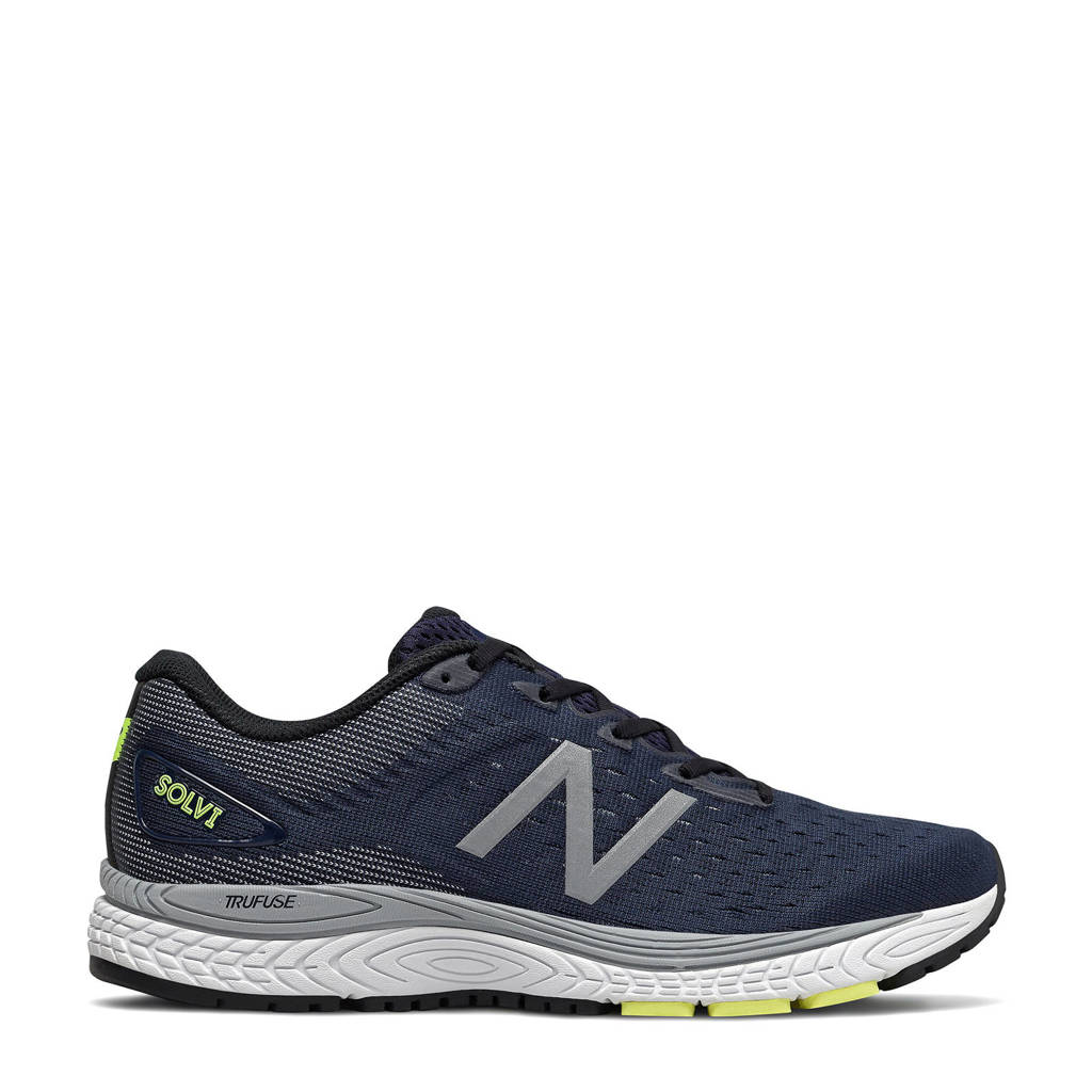 New Balance SolvI  hardloopschoenen donkerblauw/grijs, Donkerblauw/grijs