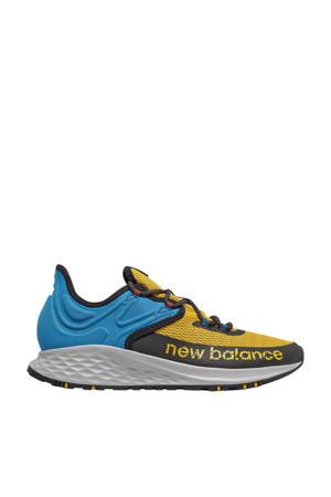 Fresh Foam Roav Trail hardloopschoenen geel/blauw/zwart