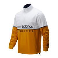 New Balance sweater wit/geel, Wit/geel