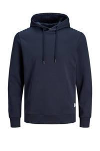 JACK & JONES JUNIOR hoodie Basic donkerblauw, Donkerblauw