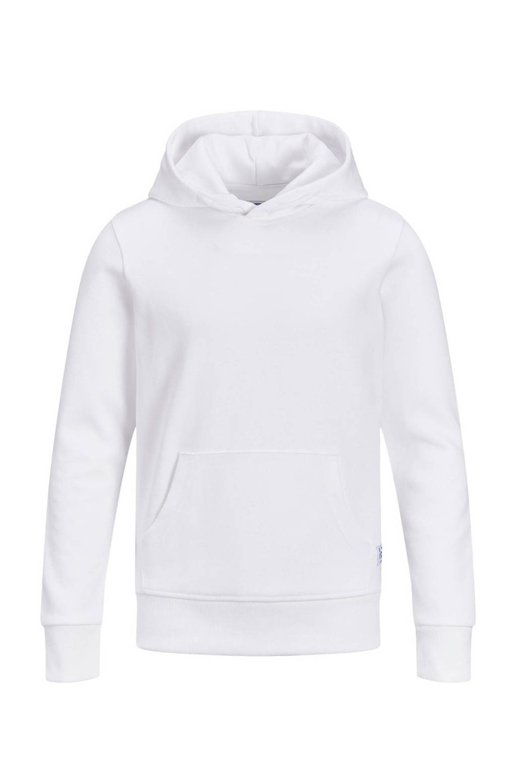 JACK & JONES JUNIOR hoodie Basic wit, Wit