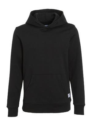 hoodie Basic zwart