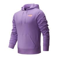 New Balance hoodie paars/oranje, Paars/oranje