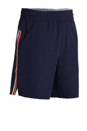 tennisshort Ylikieri donkerblauw