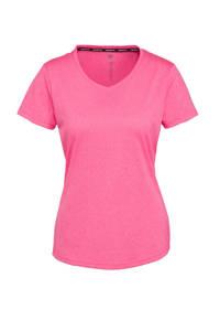 Rukka hardloopshirt roze, Roze