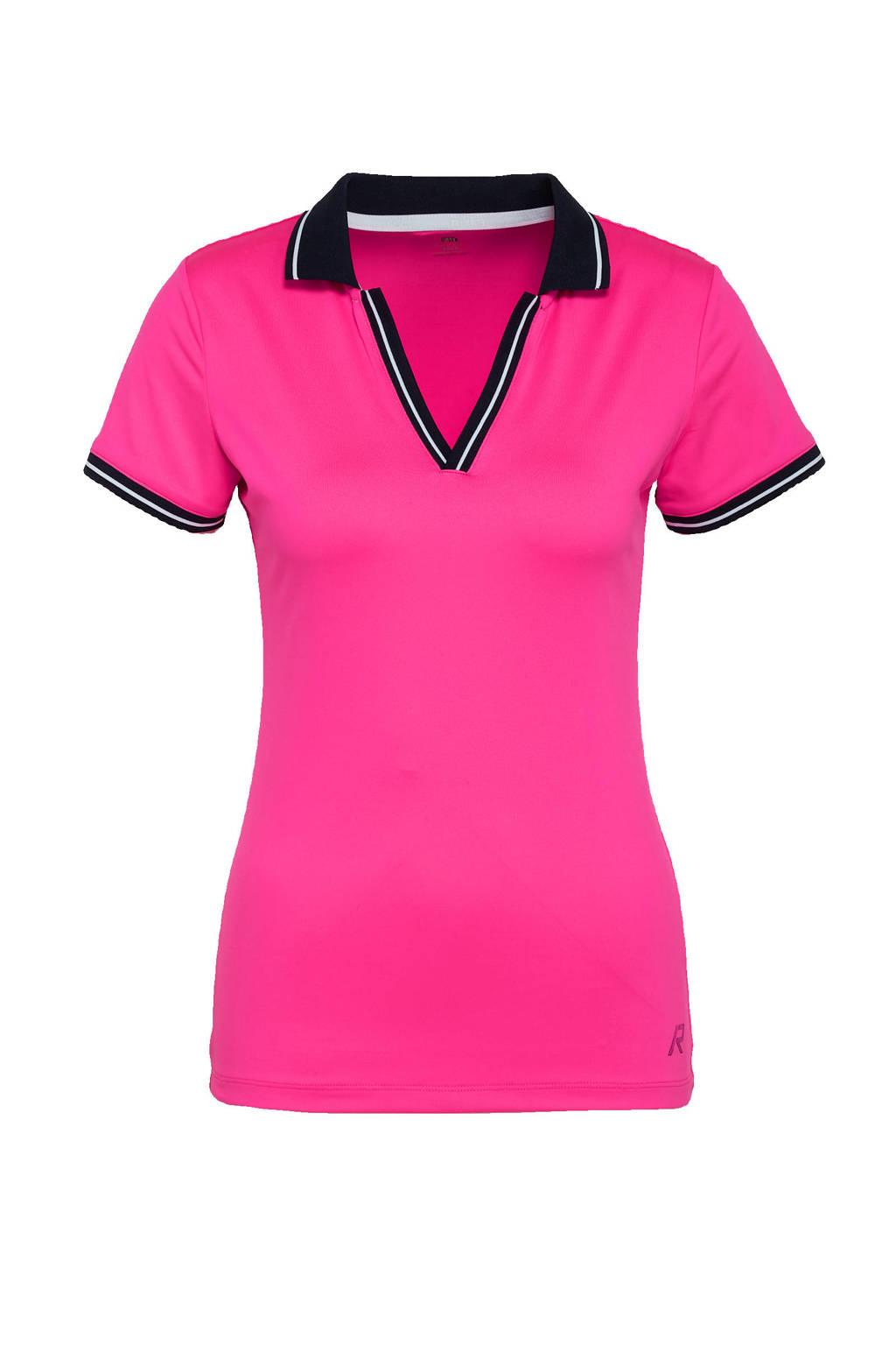 Rukka sportpolo Ylasaimo roze, Roze