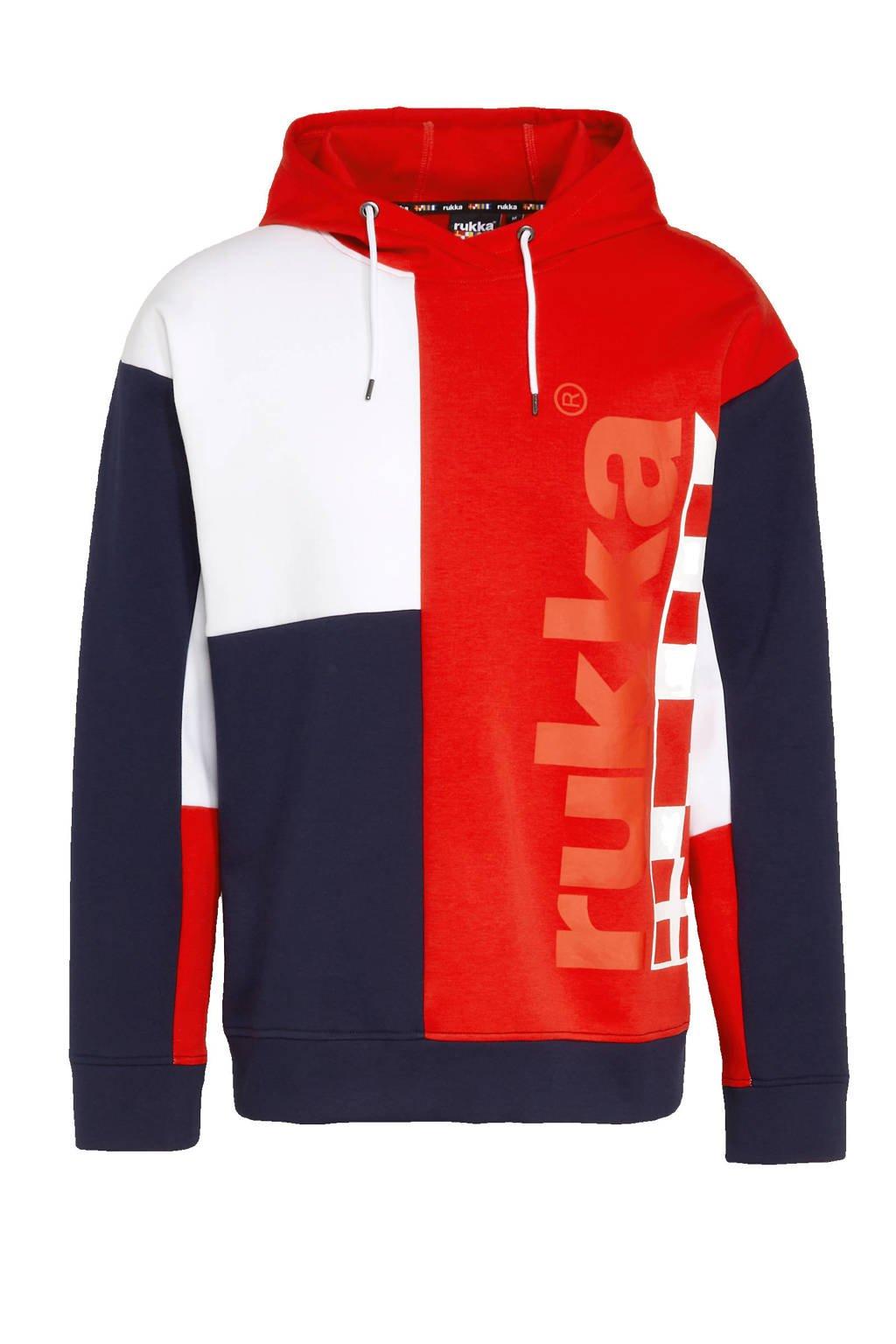 Rukka   sportsweater Velaatta rood, Rood