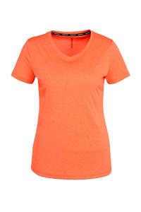 Rukka hardloopshirt oranje, Oranje