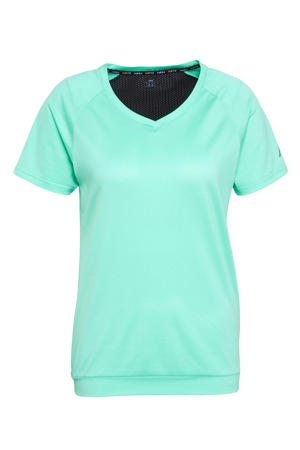 sport T-shirt groen