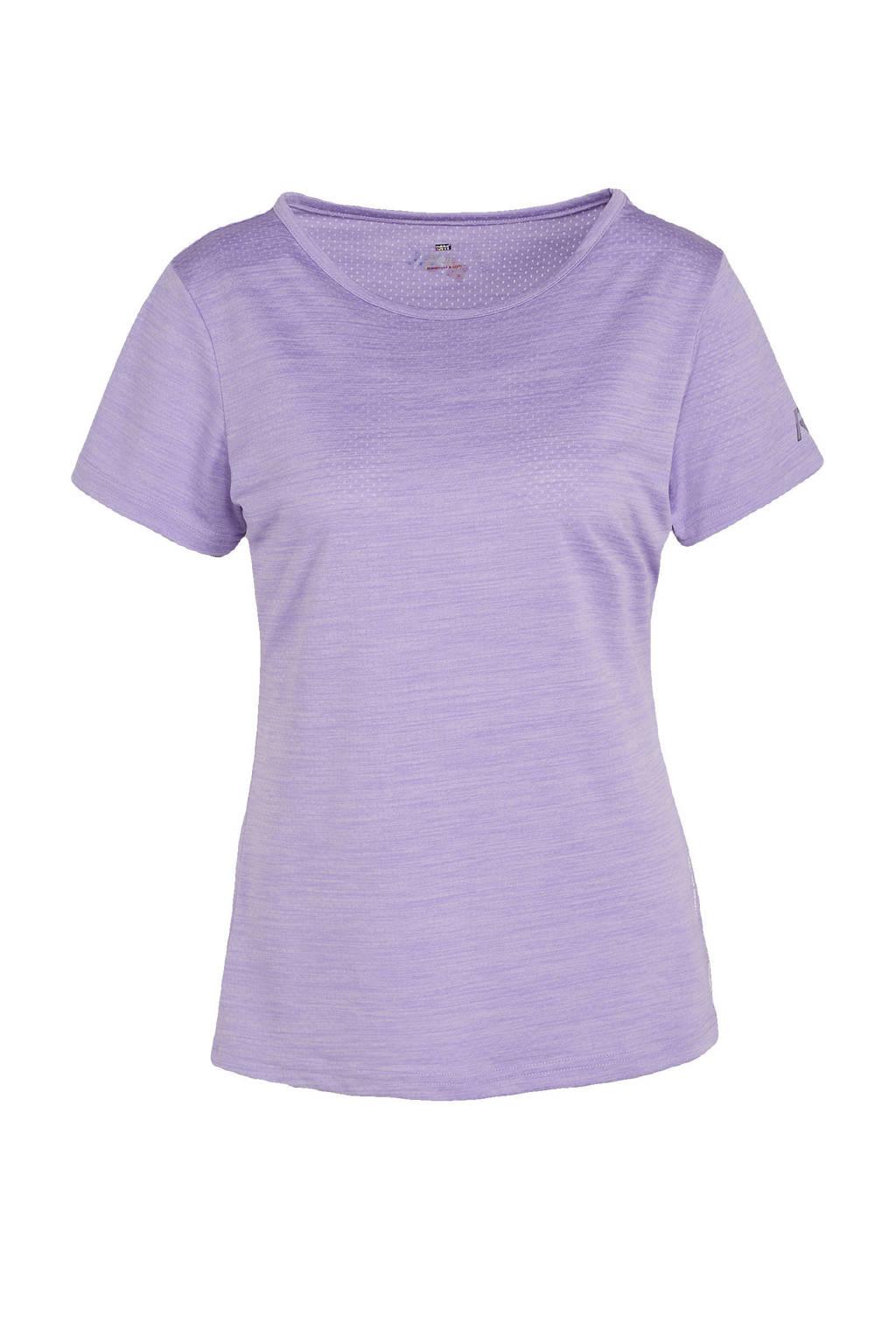 Rukka sport T-shirt Ylipaakkola paars, Paars
