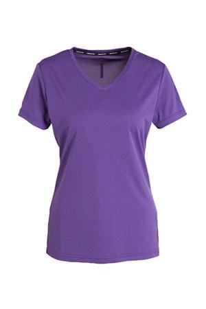 hardloopshirt paars