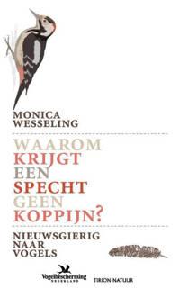 Waarom krijgt een specht geen koppijn - Monica Wesseling