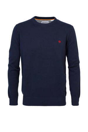 pullover donkerblauw