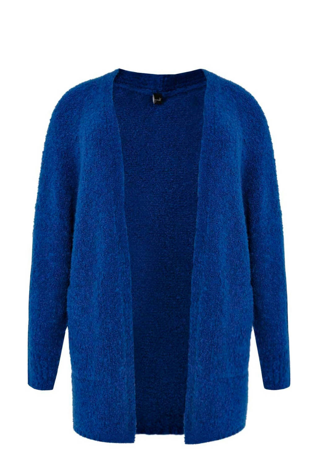 Yoek vest blauw, Blauw
