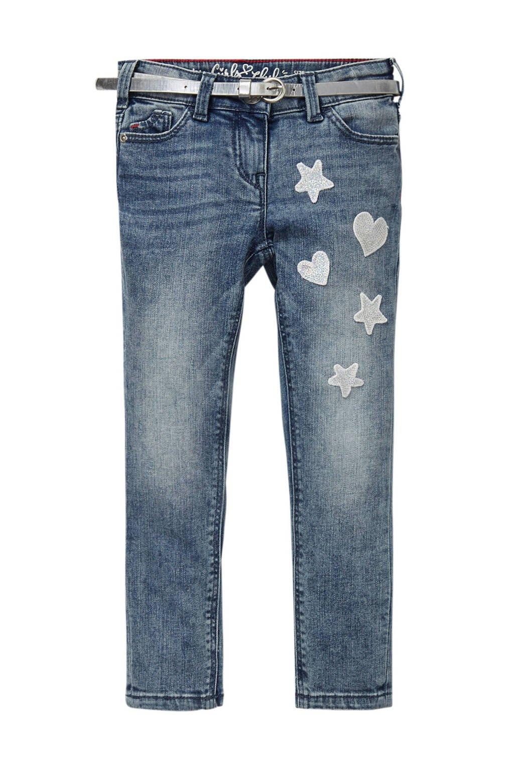 C&A skinny jeans stonewashed, Stonewashed