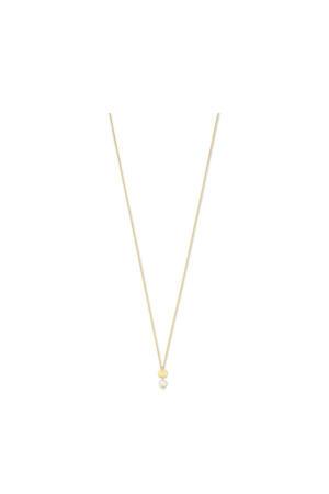 14 karaat gouden gouden ketting - IB340025