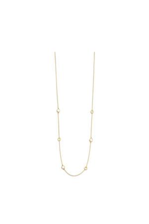 14 karaat gouden gouden ketting - IB340028