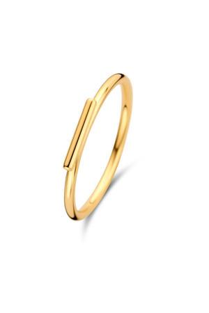 14 karaat gouden ring - IB330009
