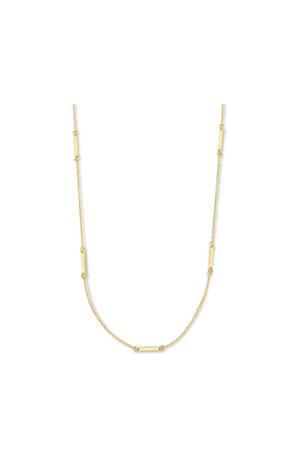 14 karaat gouden gouden ketting - IB340033