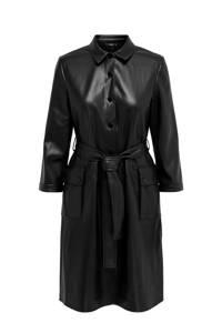 ONLY blousejurk zwart, Zwart
