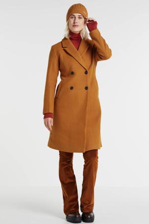coat Louisa bruin