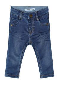 NAME IT BABY baby regular fit jeans Sofus stonewashed, Stonewashed