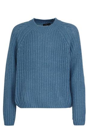 trui Neyeli donkerblauw