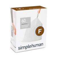SimpleHuman afvalzak Code F (25L) (Set van 3x20 stuks)